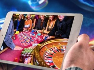playing free casino games on the internet with virtual money